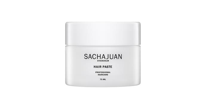 "Sachajuan Hair Paste, $42, from [Adore Beauty](https://www.adorebeauty.com.au/sachajuan/sachajuan-hair-paste.html|target=""_blank""