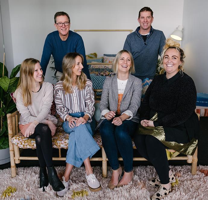 The Sage x Clare team