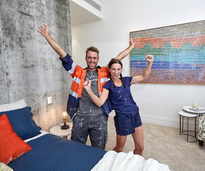 The Block 2019 Guest Bedroom