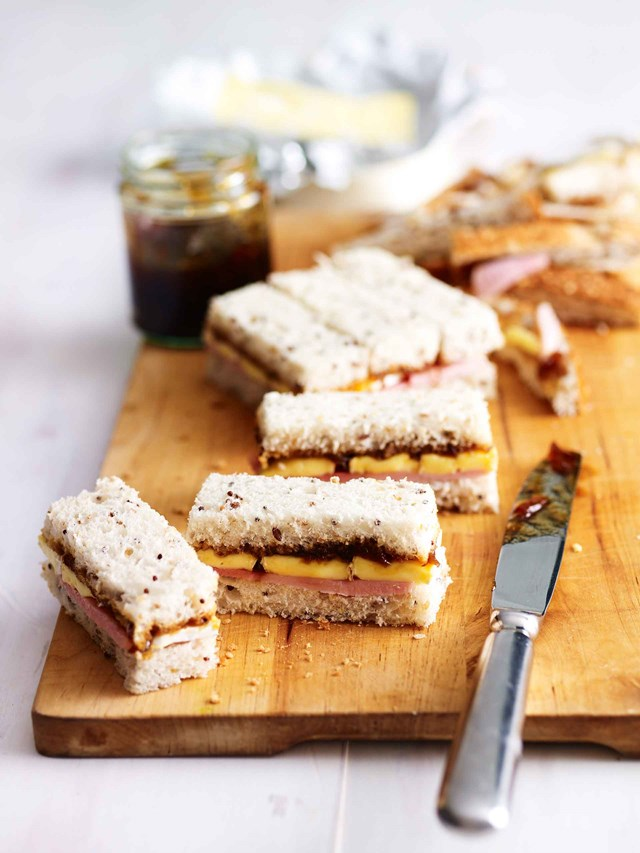 "**[Savoury high tea sandwiches](https://www.homestolove.com.au/high-tea-sandwich-recipes-9481|target=""_blank"")** Put that high tea stand to good use and laden it with sandwiches filled with things like roast beef and watercress, prawn and dill, or smoked salmon and cucumber. Fingers at the ready — these sandwiches are begging to be picked."