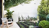 An inner-city courtyard garden that's perfect for entertaining