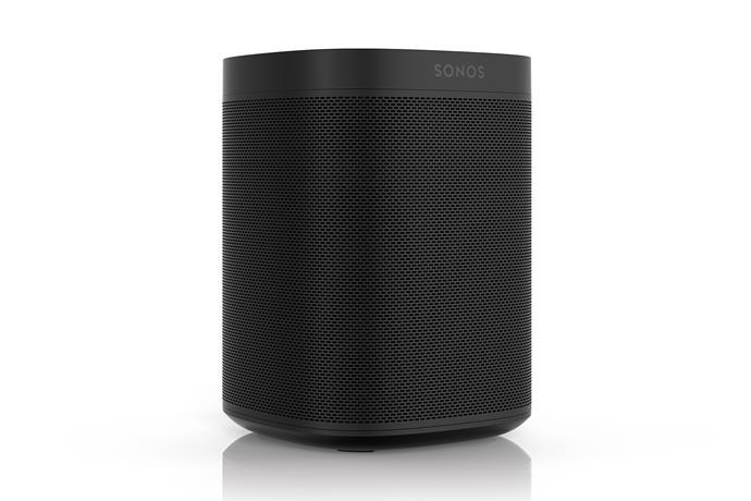 "Sonos One, $299.00, from [Sonos](https://www.sonos.com/en-au/shop/one.html|target=""_blank""|rel=""nofollow"")"