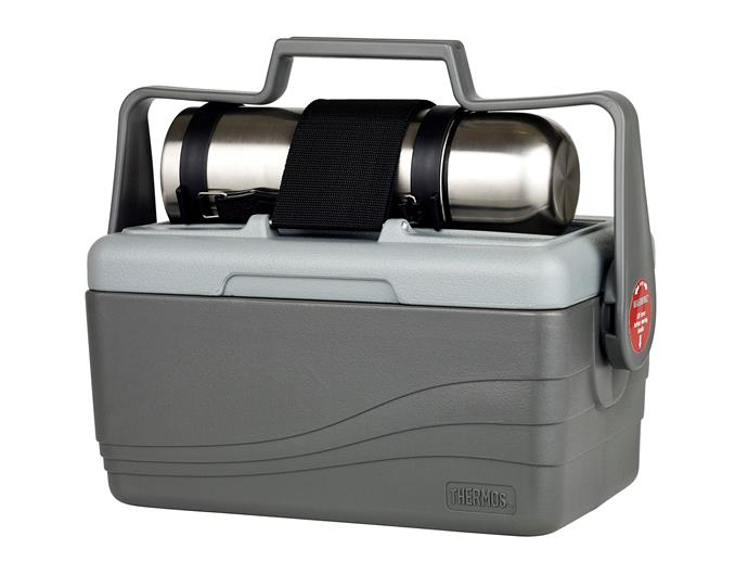 "Thermos® 6.6 Ltr Lunch Lugger, $94.99, from [Mitre 10](https://www.mitre10.com.au/thermos-lunch-lugger-with-1l-flask|target=""_blank""