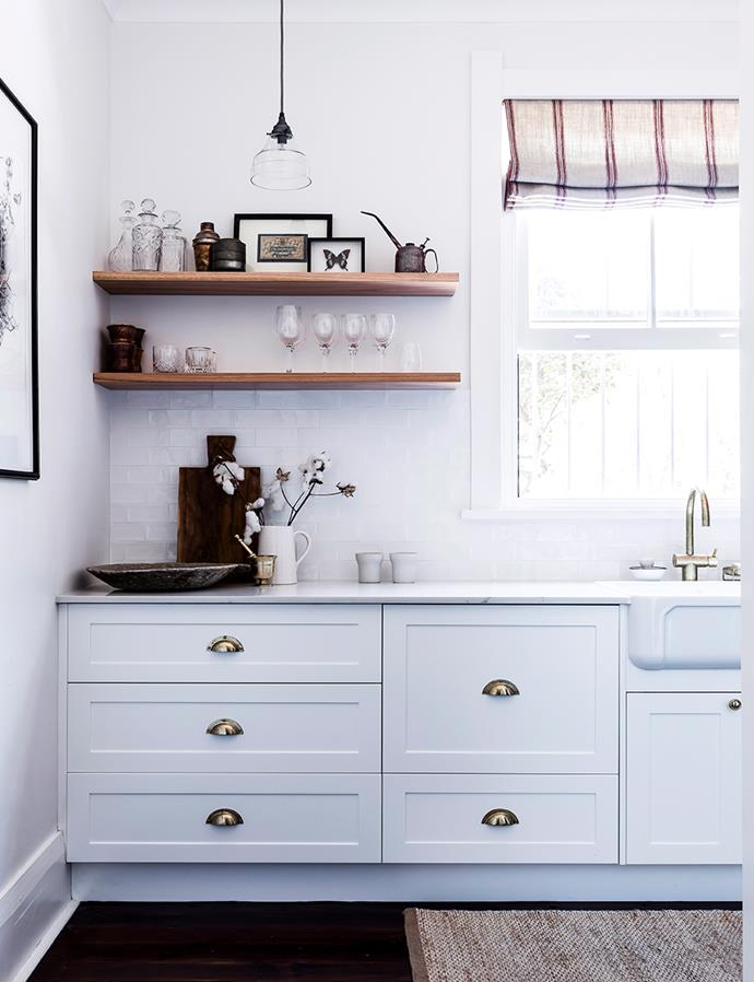Deep drawers are replacing low kitchen cabinets, with stored items much easier to access. *Photo: Maree Homer / Bauersyndication.com.au*