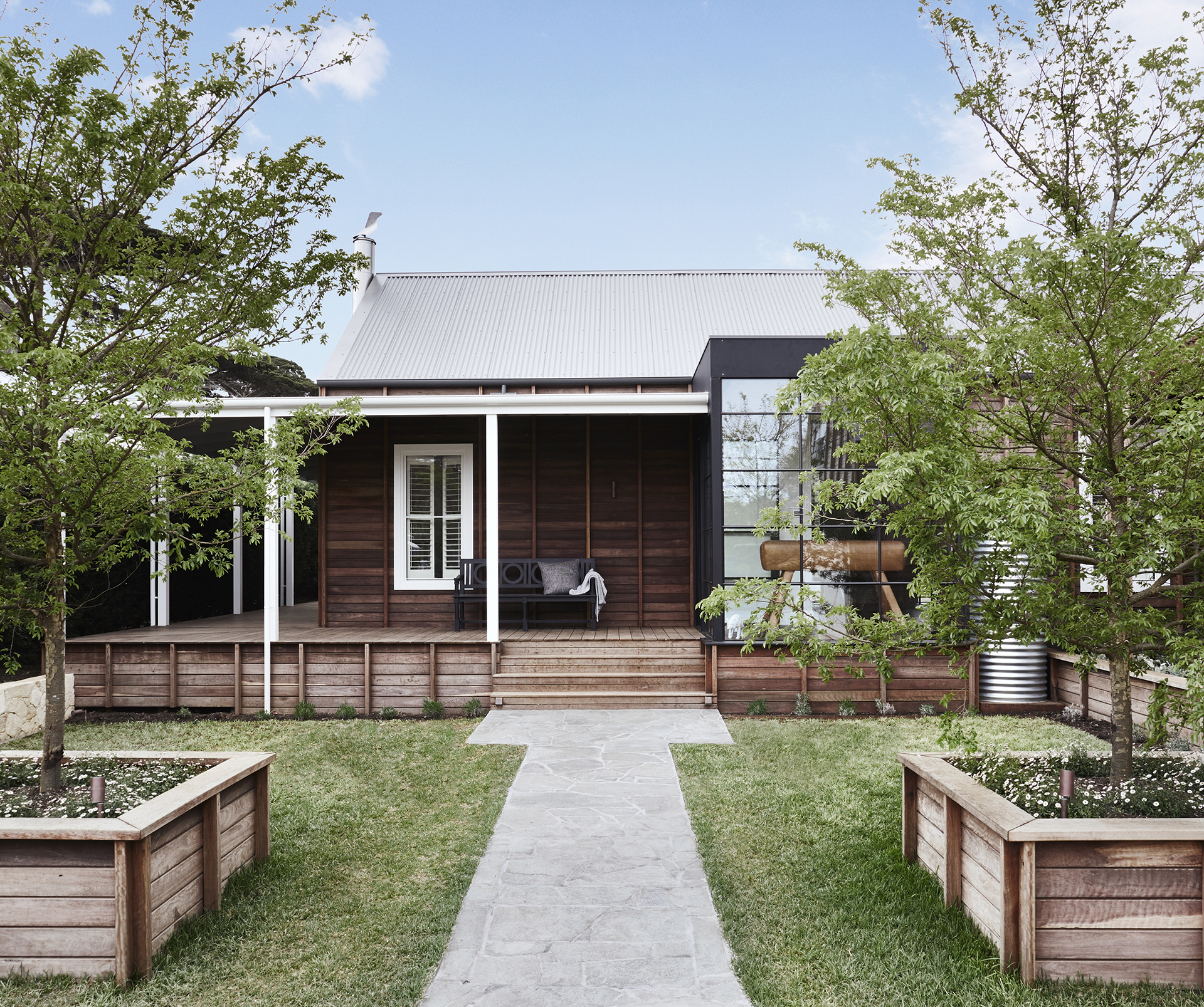 A functional yet luxurious home on the Mornington Peninsula
