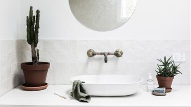 Bathroom storage: clever tips for bathrooms big or small