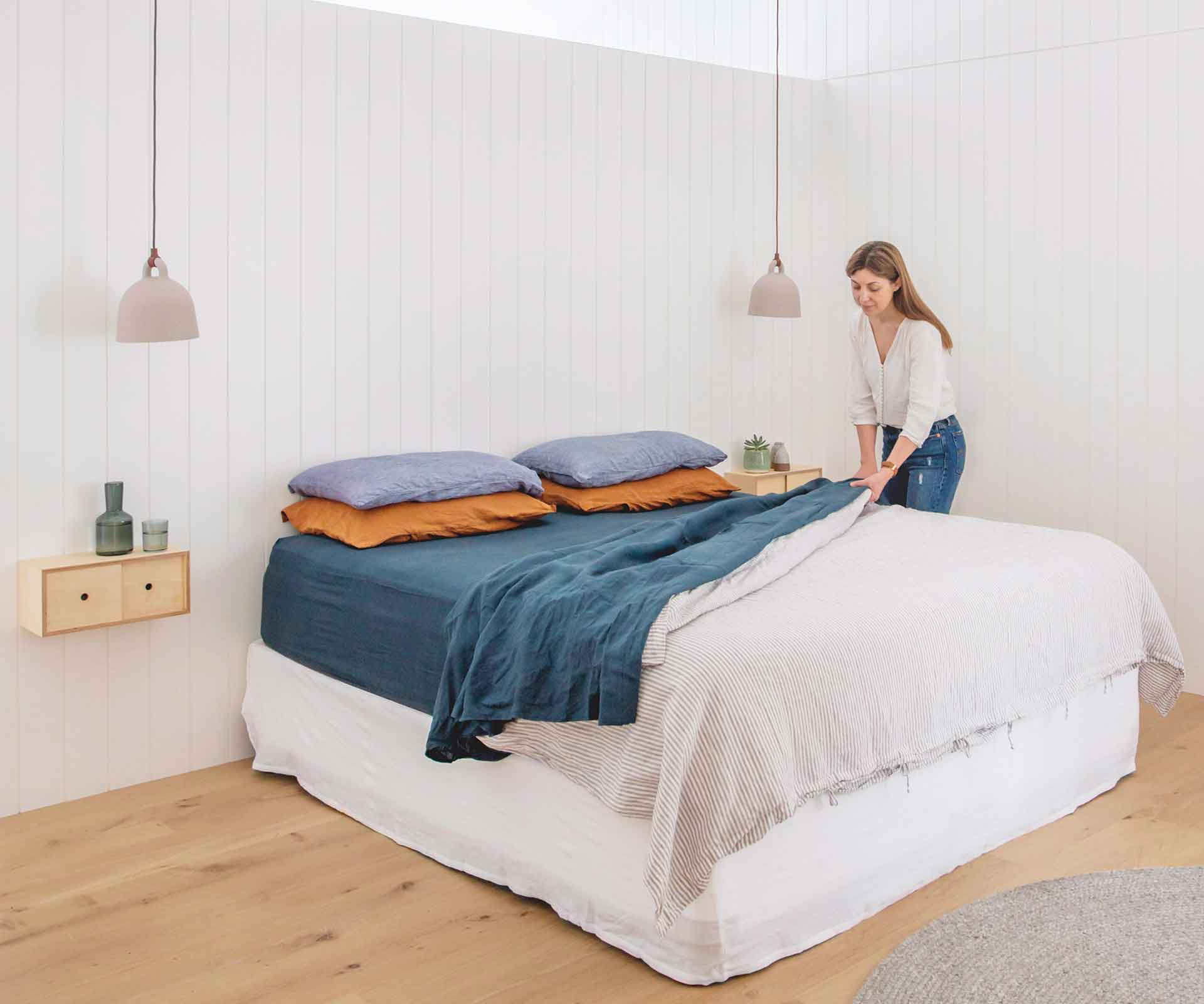 Bedding: 10 tips on how to buy & care for your bedding | Homes To Love