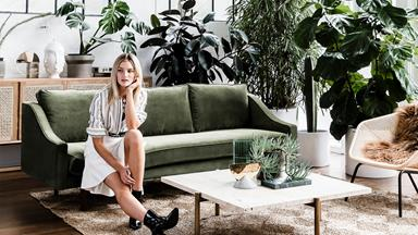 Olive green: could it be the next Millennial pink?