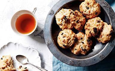 An easy rock cakes recipe from an Australian grandma