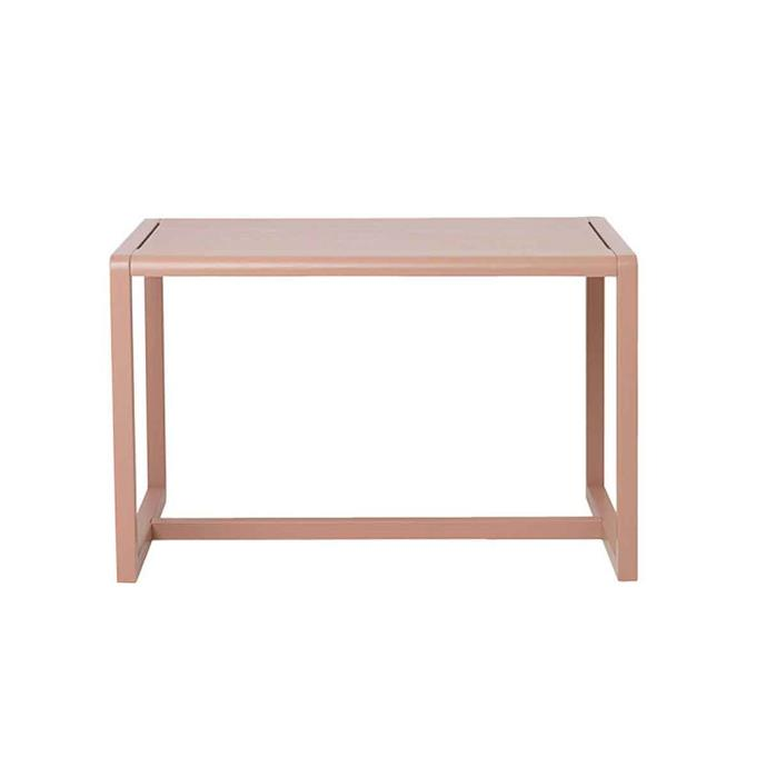 """**FOR THE LITTLIES**<p> <p>*ferm LIVING 'Little Architect' kids table in rose, $649, from [Design Stuff](https://www.designstuff.com.au/ferm-living-little-architect-kids-table-rose/