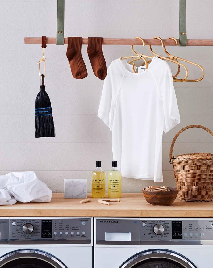 Yellow stains will make a crisp, white tee look less than impressive.