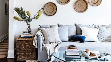 DIY basket projects: wall art, pendant lights and more