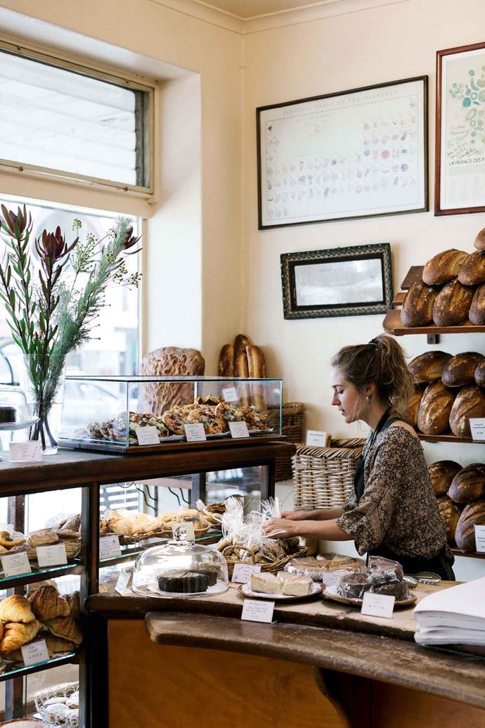 Hominy Bakery.