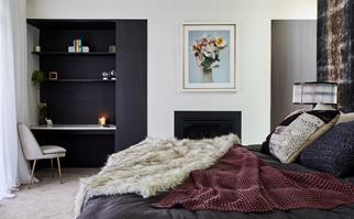 the block bedrooms