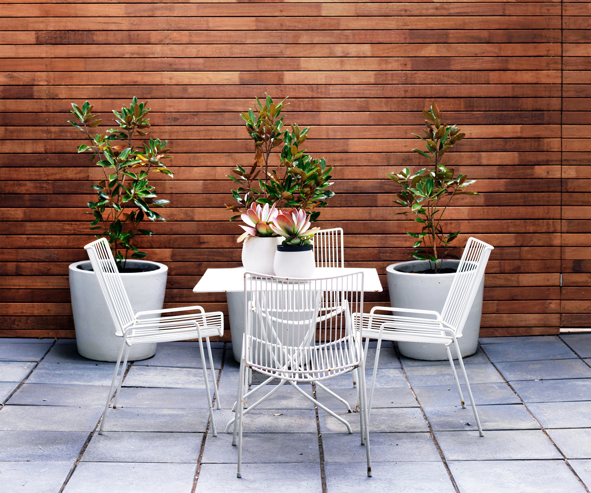 Courtyard and patio ideas: 6 simple ways to update your outdoor space