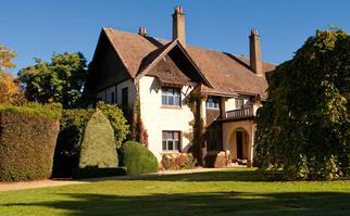 Wombat Park Daylesford homestead and garden