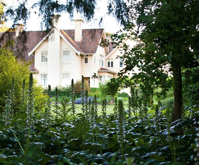 Mawallok homestead and garden