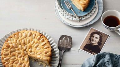 A traditional almond tart recipe beloved by generations