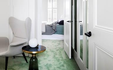 10 green interior design ideas