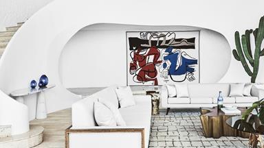 A 1970s coastal home with a contemporary twist