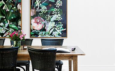 How to decorate with florals