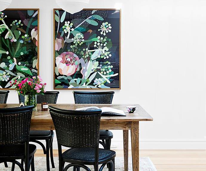 floral interiors trend
