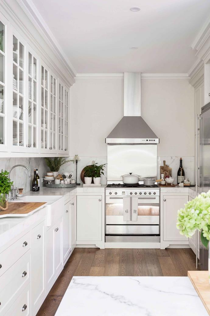 Once you've worked out your budget, choosing an oven comes down to aesthetics.