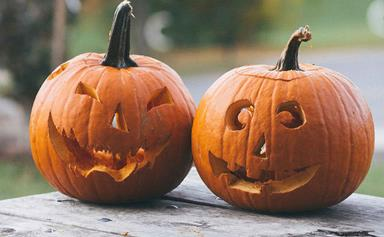 How to make spooky Halloween Jack-o'-lanterns