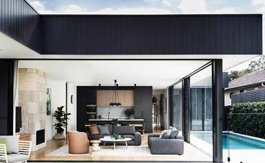 A cottage in Gladesville was given a modern family-friendly extension