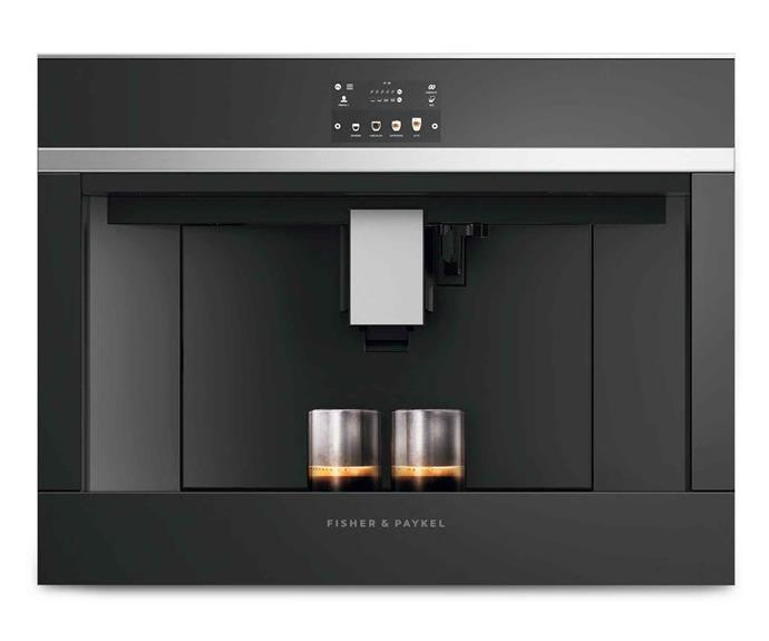 "**Fisher & Paykel EB60DSXB2 built-in coffee maker, $4890, [Bing Lee](https://www.binglee.com.au/fisher-paykel-eb60dsxb2-built-in-coffee-maker|target=""_blank""