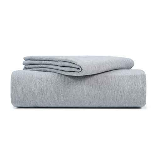 "Jersey **fitted sheet set** in grey marle, $15, from [Kmart](https://www.kmart.com.au/product/jersey-fitted-sheet-set---single-bed,-grey-marle/1229807|target=""_blank""