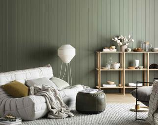 Step away from the beige and white paint tins. The new 'neutrals' are mixing up the way we think about colour. <b>Growing into green </b> A rich olive shade with a hint of yellow or blue creates a moody atmosphere.