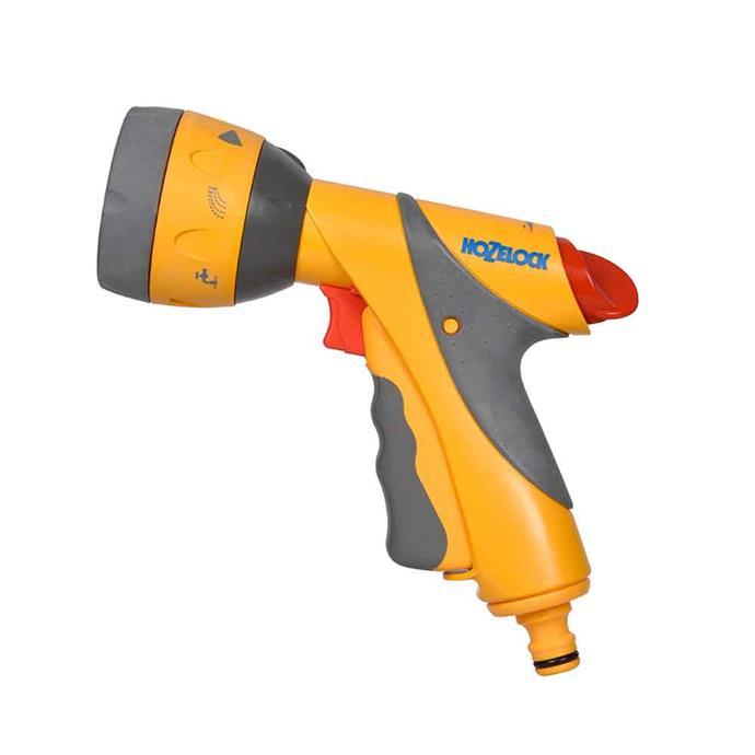 Hozelock multi **spray gun**, $32.98.