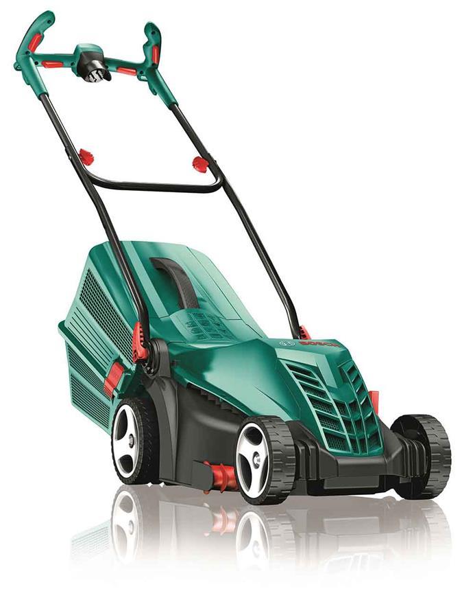 Bosch **lawn mower** ARM 37, $130.99.