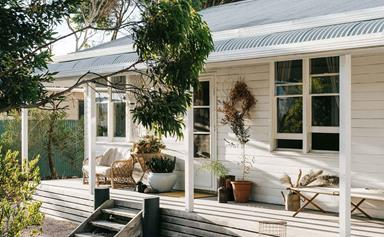This seaside cottage is the perfect place to stay in Marion Bay, SA