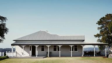 A Queenslander turned guesthouse overlooking Lake Baroon