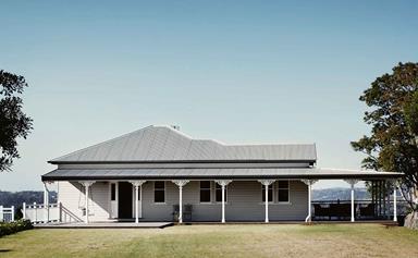 A Queenslander turned guesthouse overlooking Lake Baroon