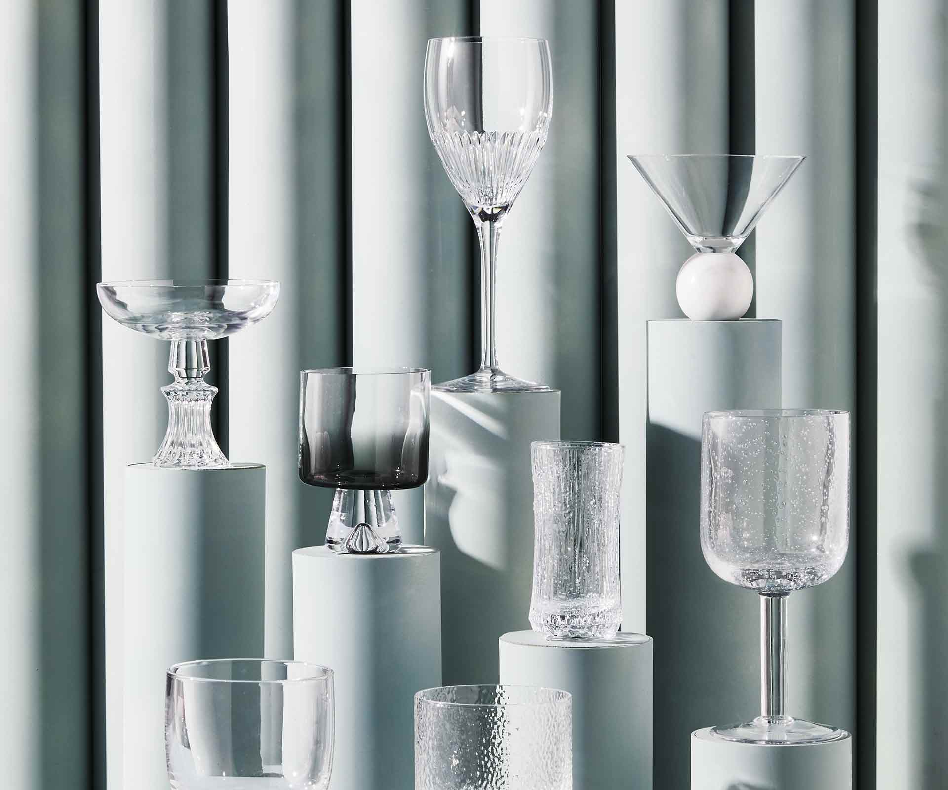 10 best glassware brands for cocktails and wine | Inside Out