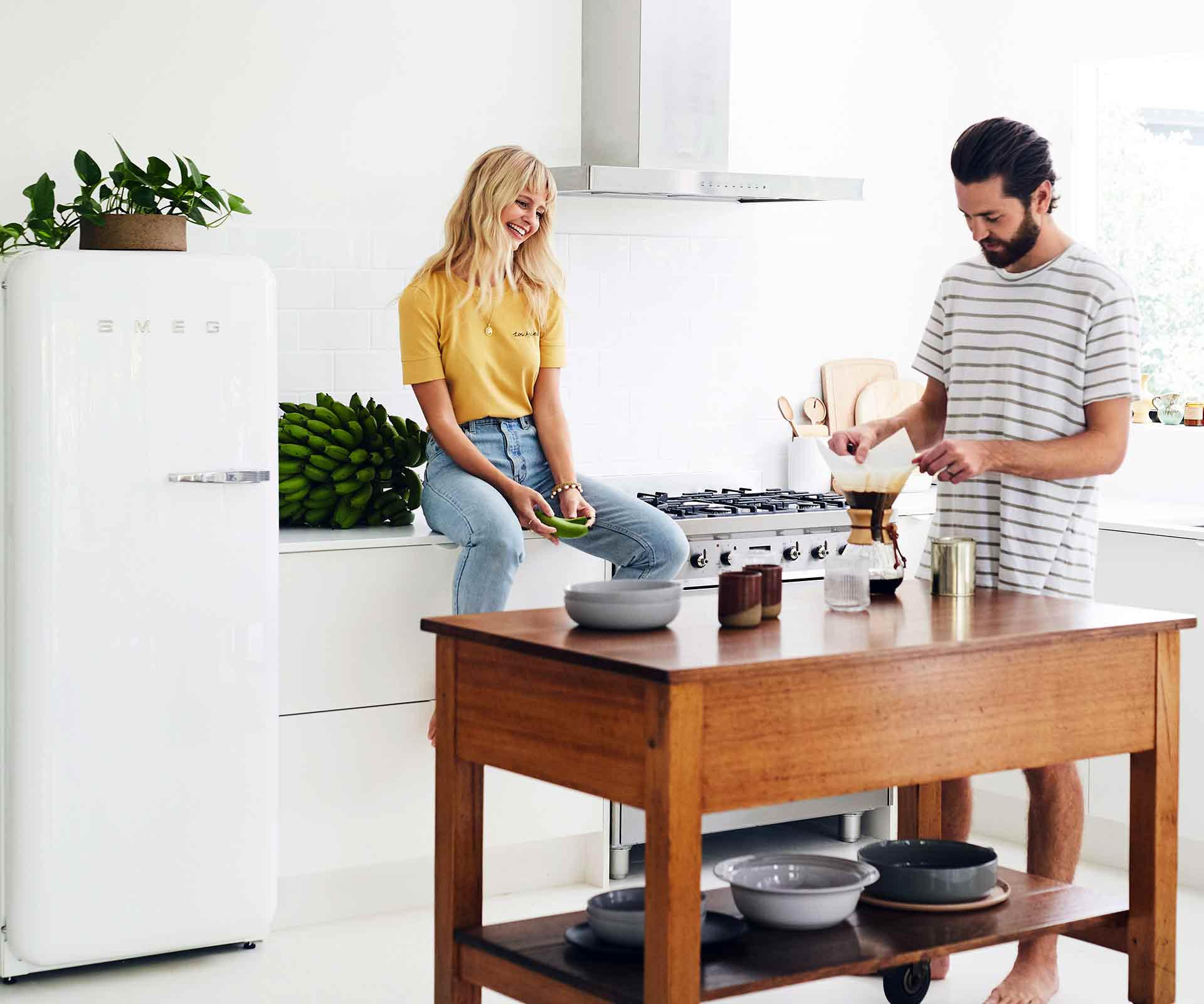 Moving in together? 7 pieces of advice on merging households