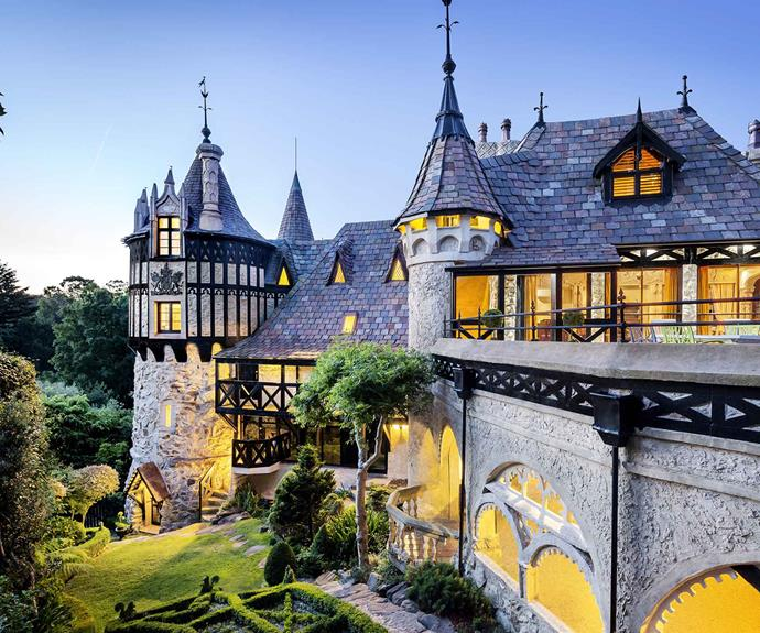 """<P>**THORNGROVE MANOR HOTEL**<P> <P>Australia isn't exactly known for its castles, but that doesn't mean they don't exist. Take [Thorngrove Manor Hotel](https://fave.co/30amxBe