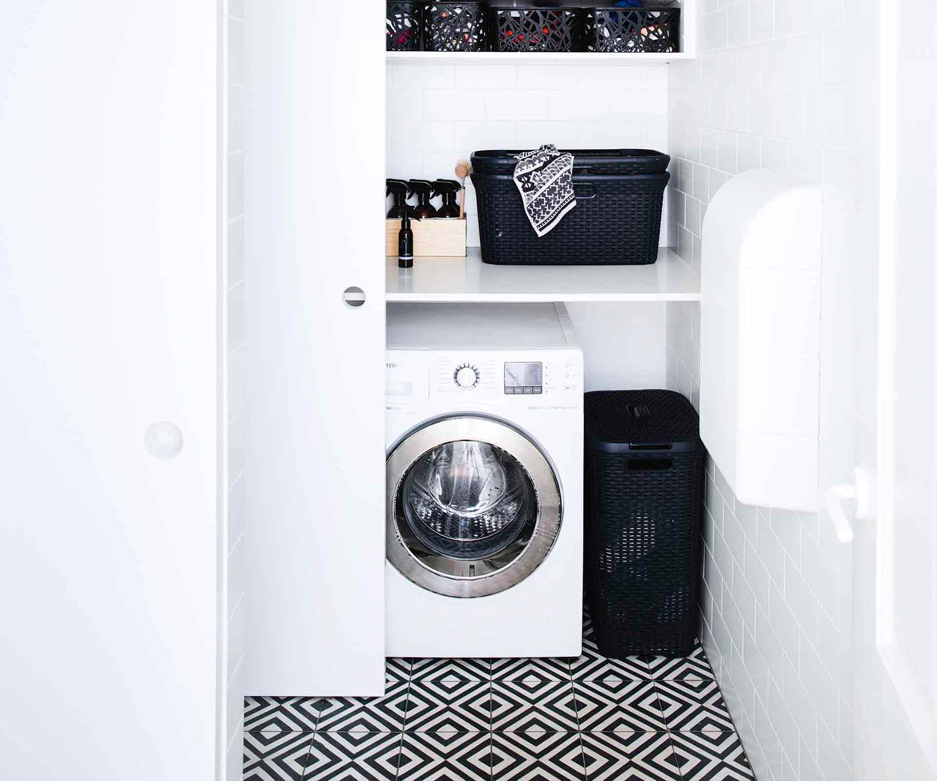 5 laundry room decor ideas to take it to the next level