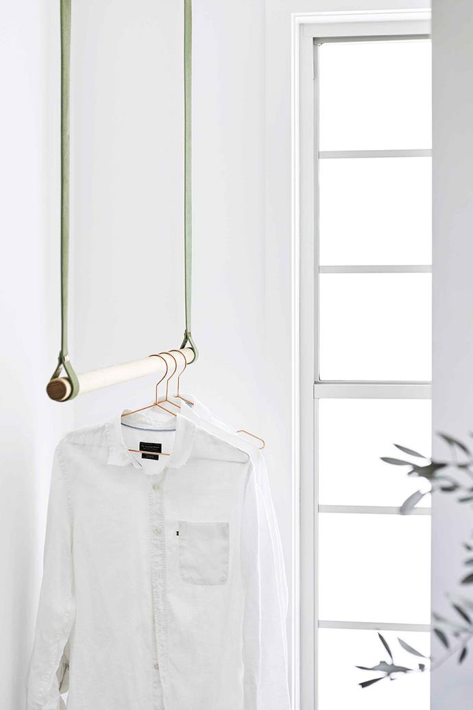 Keep clothing clean and prevent them from sliding off hangers with our quick hacks.