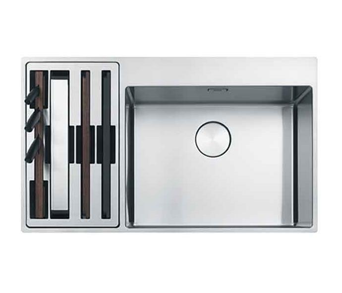 "Box centre **sink** - BWX220-54/27SBL by Franke, $2695, from [Bing Lee](https://fave.co/2NtHXmV|target=""_blank""|rel=""nofollow"")"