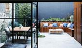 A small courtyard garden in Surry Hills was given a chic revamp