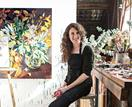 At home with still-life artist Laura Jones