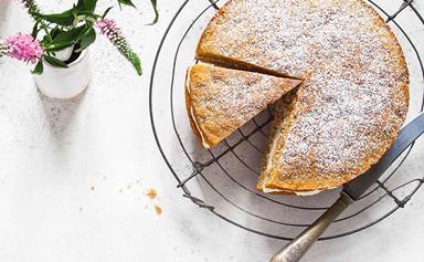 Heirloom recipe: Ginger and walnut cake