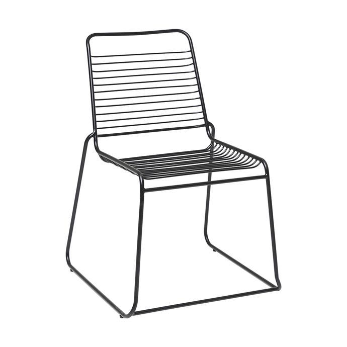 "[Bistro Chair, $29](https://www.kmart.com.au/product/bistro-chair---black/2697830 target=""_blank"" rel=""nofollow"")"