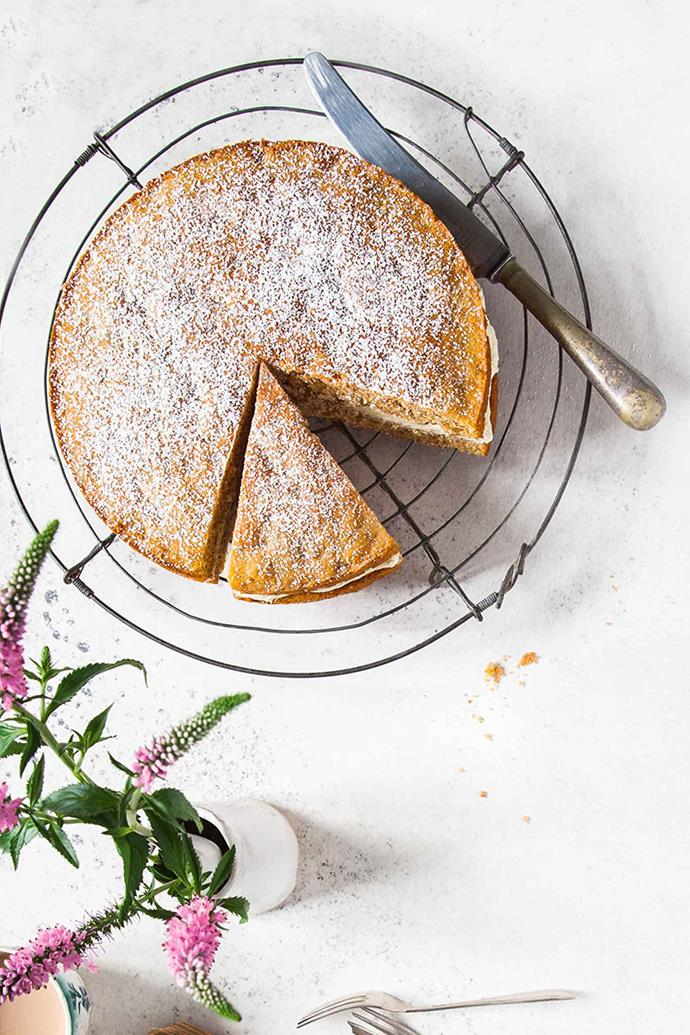 """She made the ginger and walnut cake every time we visited,"" says Ann of her mother-in-law Alice."