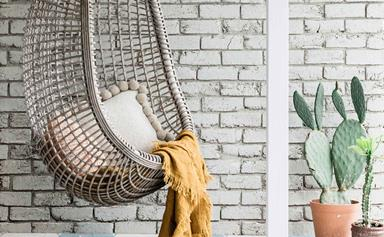 5 easy ways to style a small balcony