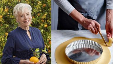 How to make Maggie Beer's sour cream pastry